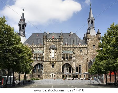 Town Hall Aachen