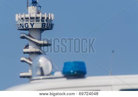 Den Haag, Schevennigen Pier, The Netherlands