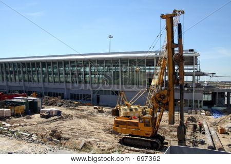 Airport Construction #1