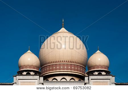 Dome of Palace of Justice, Putrajaya