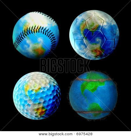 Sporty Globes