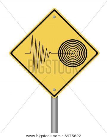 Warning Sign Tremor