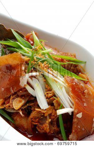 Roasted Pork Stew