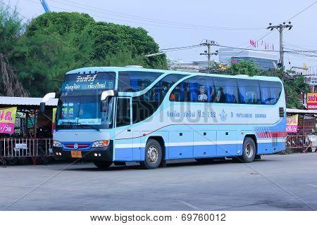 Vintour company bus No.132-9.