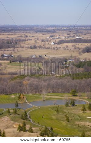 View Of Farmlan
