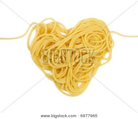 Pasta Heart (Valentine`s Day Theme)