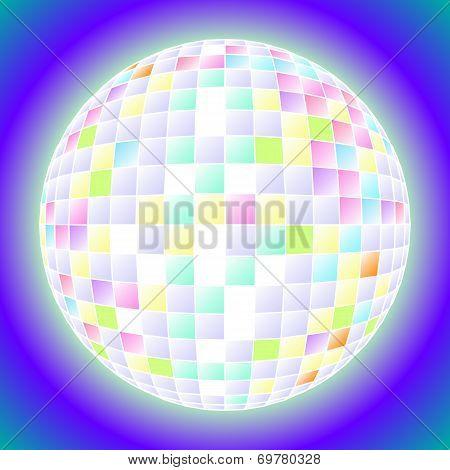 ball fun disco party maracle