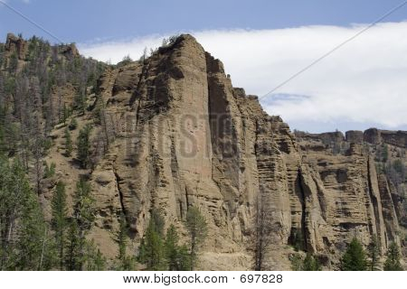Yellowstone Cliffs
