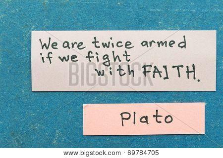 Twice Armed