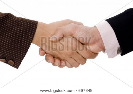 Isolated Handshake
