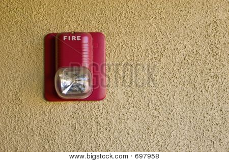 Fire Alarm Horn/Strobe