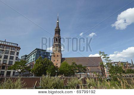 Hamburg - Catharine Church