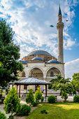 stock photo of macedonia  - Mustafa Pasha mosque in Skopje  - JPG