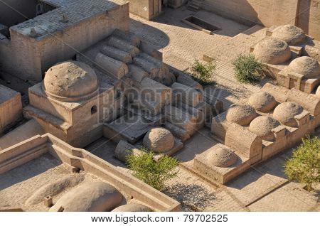 Khiva Roofs