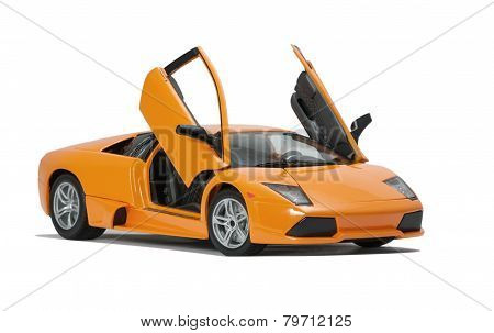 Collectible Toy Model Lamborghini