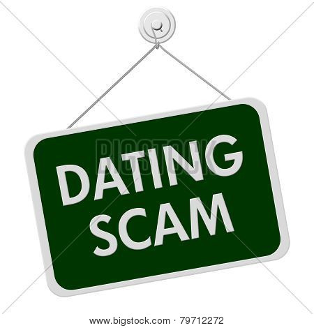 Dating Scam Sign