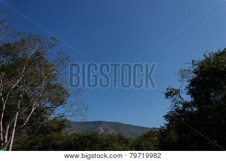 Khao Yai Blue Sky