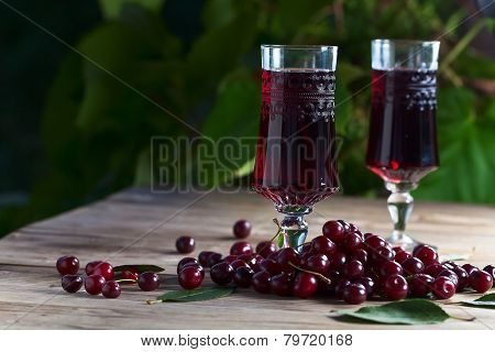 Cherry Liquor