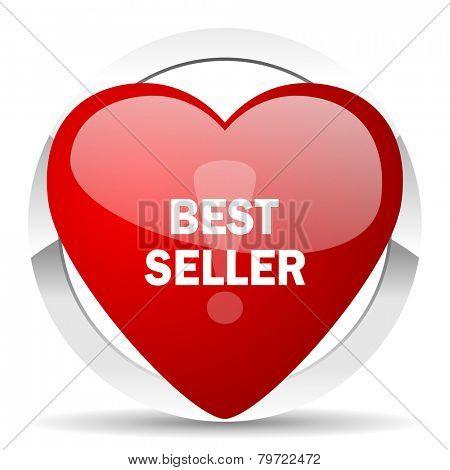 best seller valentine icon