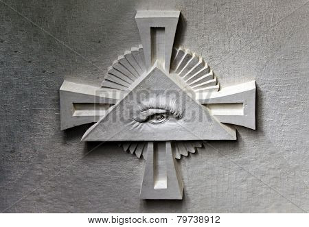 Symbol Of The Masonic Temple