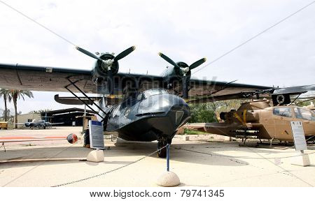 Catalina Pby 5A - American Flying Boat
