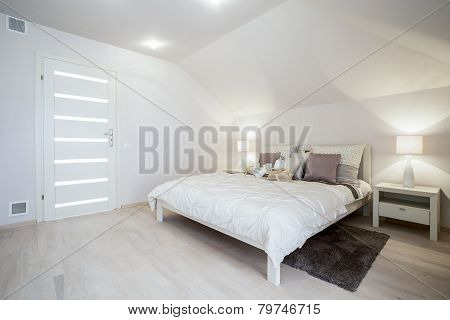 Bright Delicate Bedroom