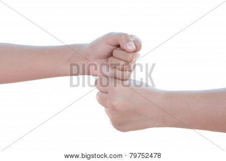 Fist Against Fist