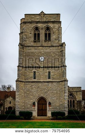 St. Mary's Church Belfry