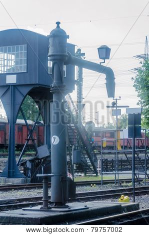 Water For Steam Locomotives
