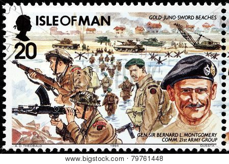 Montgomery Stamp