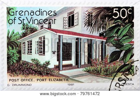 St. Vincent Stamp