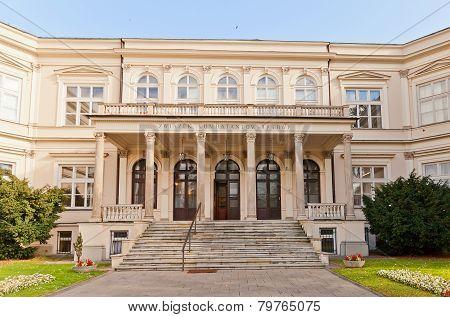 Aleksander Rembielinski Residence (1865) In Warsaw, Poland