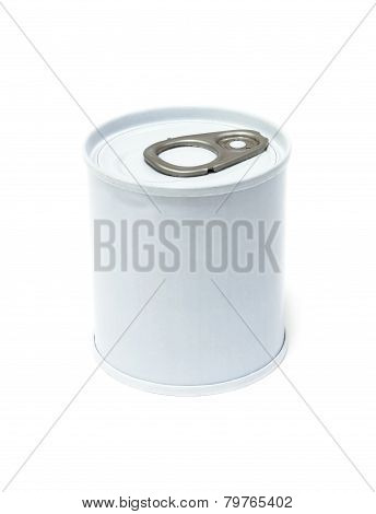 Metal Jar Canned