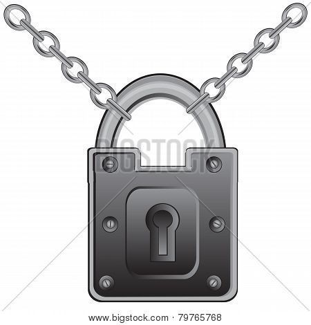 Lock on chain
