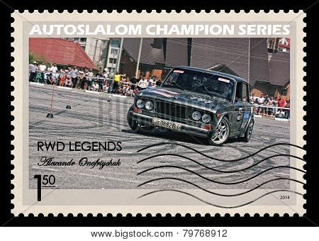 Post Stamp. Rwd Legends