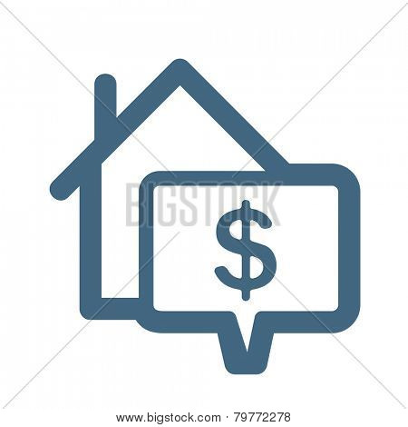 Mortgage Web Icon