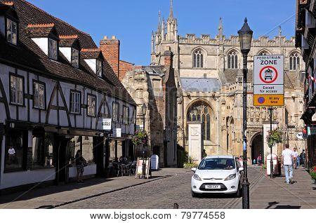 College Street, Gloucester.