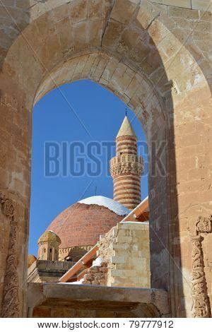 Ishak Pasha Palace In Details