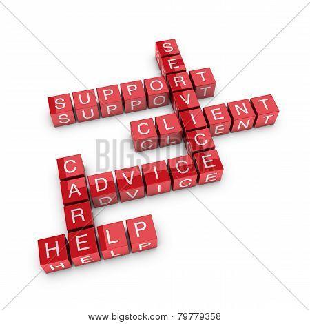 Customer Service Crossword