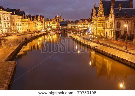 Belgium. Gent.