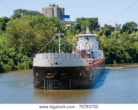 Ship On A River