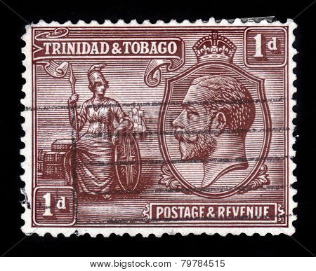 Britannia And King George V