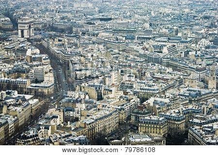 8Th Quartier At Paris, France