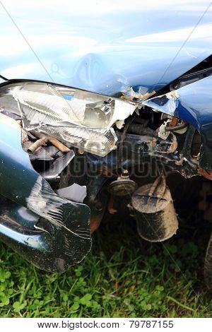 Car Crash Detail