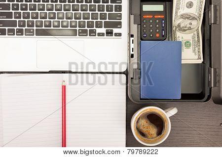 Steel Cashbox