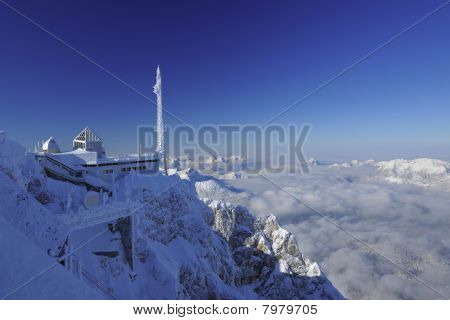 Mountain tower