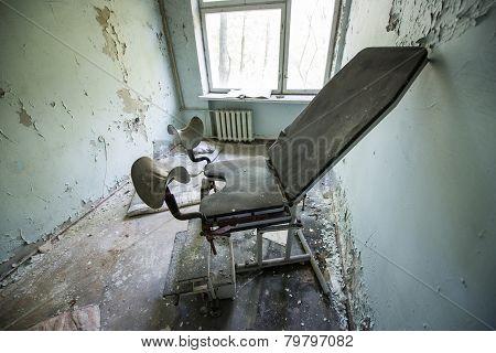 Hospital In Pripyat