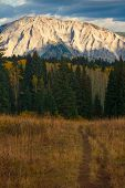 foto of colorado high country  - Sublime solitude on Beckwith Pass - JPG