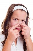 pic of pimples  - Teenager - JPG