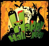 Happy Halloween Type